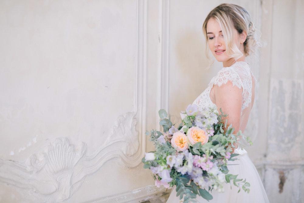 Gwen pour la collection Mademoiselle Rêve Mariage