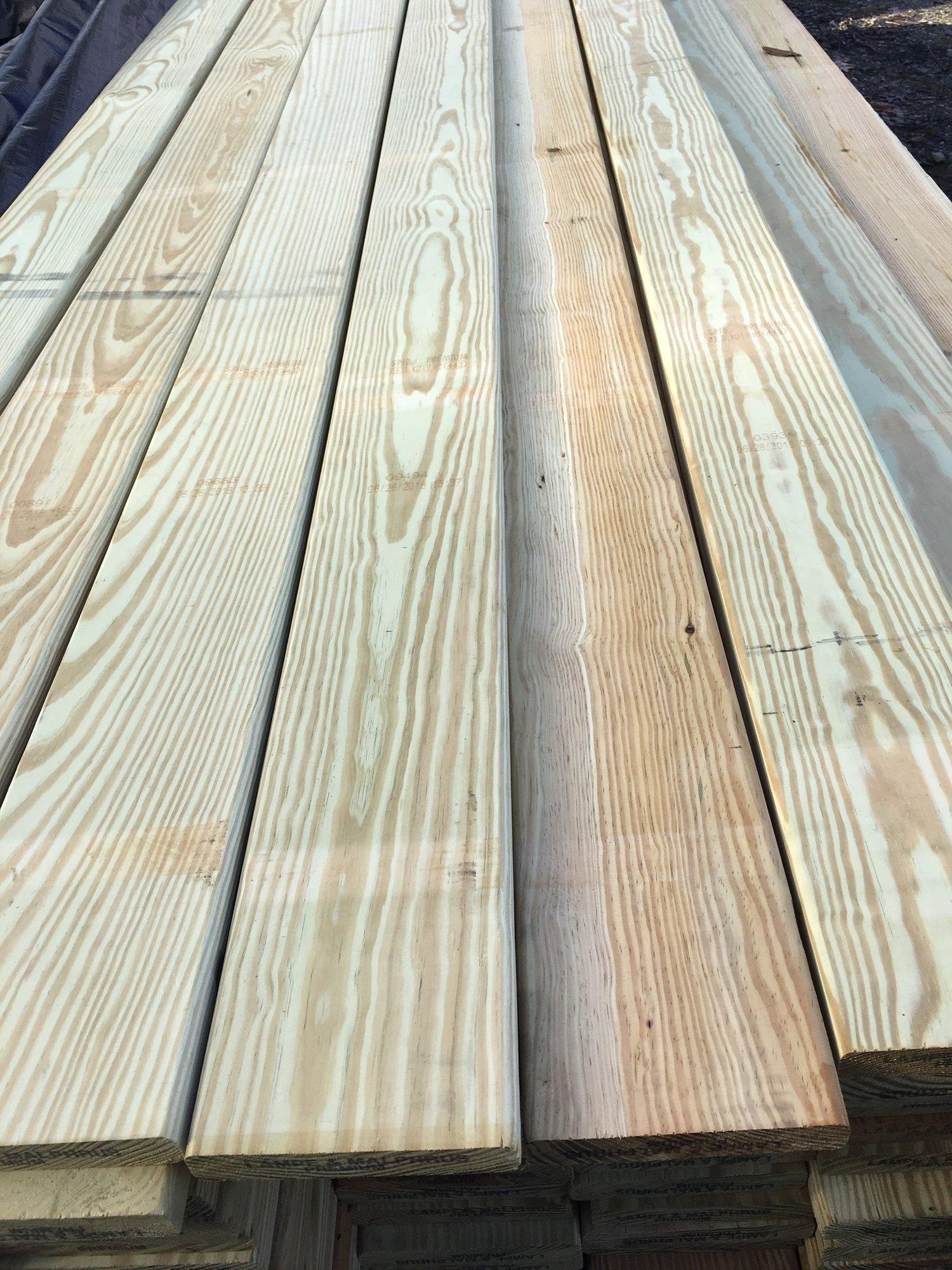 Lumber & Sheet Goods — Saylorsburg Lumber Company, Inc