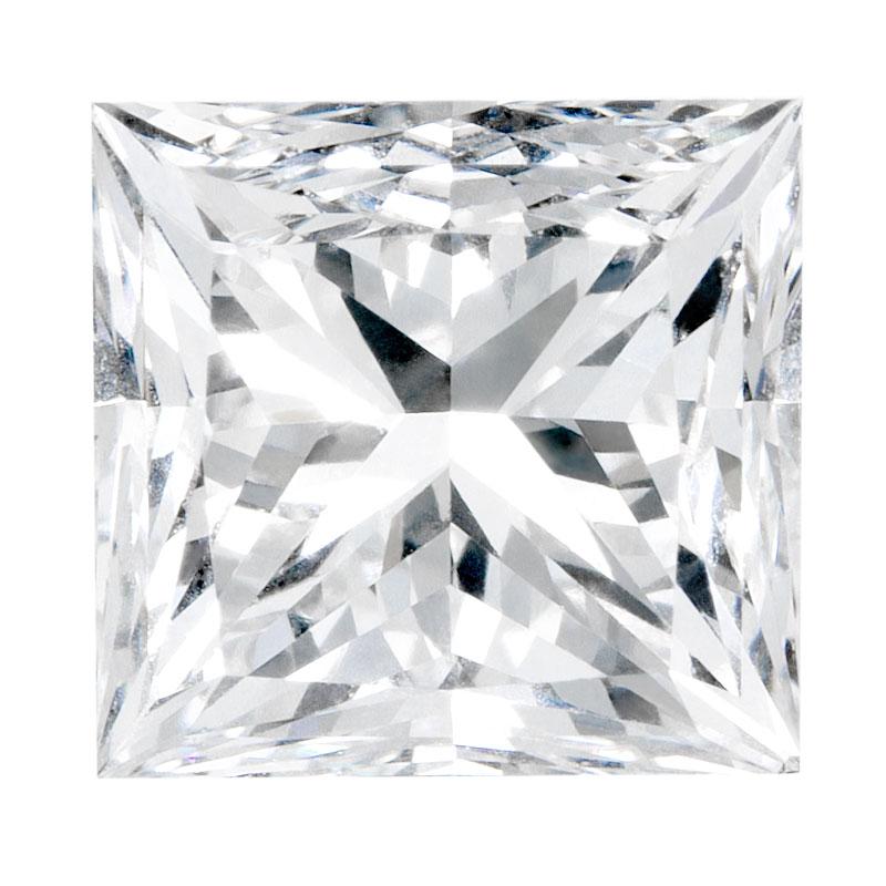 princess-cut diamond