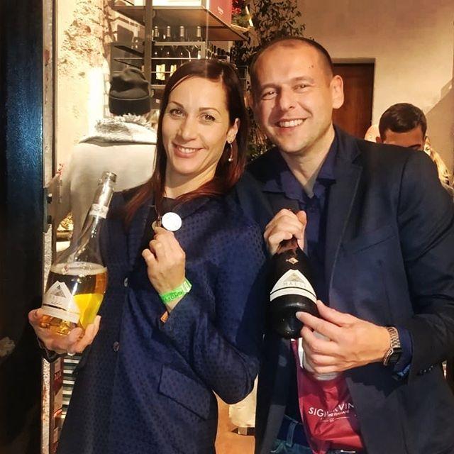 Grazie a @signorvinoviadante per la bellissima degustazione organizzata ieri a Milano!
