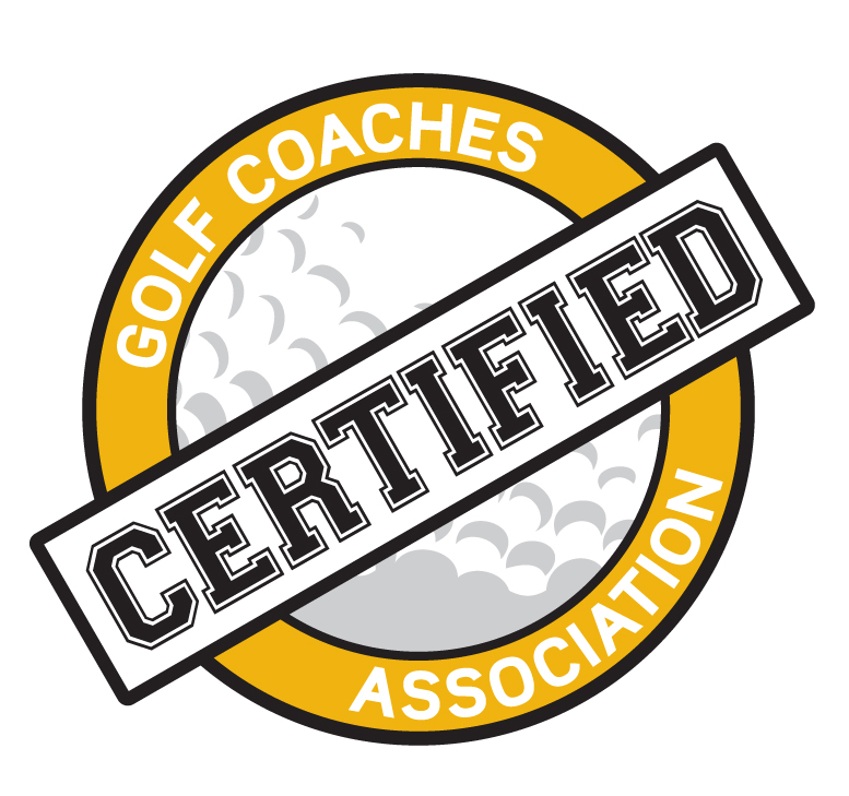 certified golf coaches