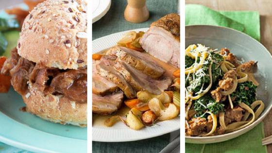 Pork with a Seasonal Twist: 3 Delicious Fall Recipes