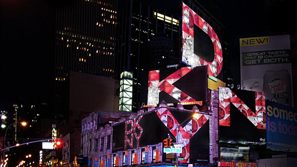 DKNY Artworks -