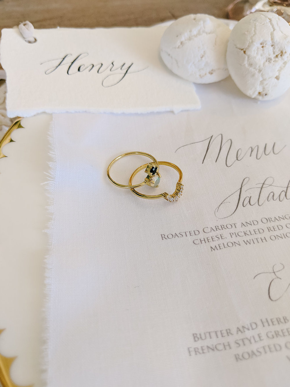 |  Calligraphy Debbie Wong Design  |  Photography Gingersnap Photography  |
