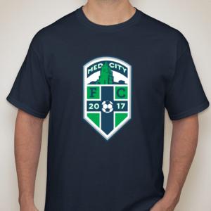 Dark Blue Med City FC Shirt