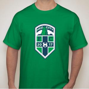 Green Med City FC Shirt