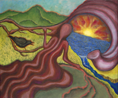 Sunrise on a New Life by Annette Wagner, 2010