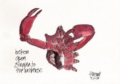 Crab-Broken-Open-Pescadero