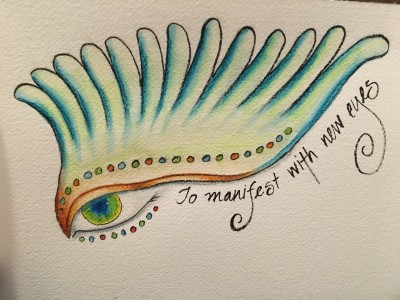 To Manifest with New Eyes