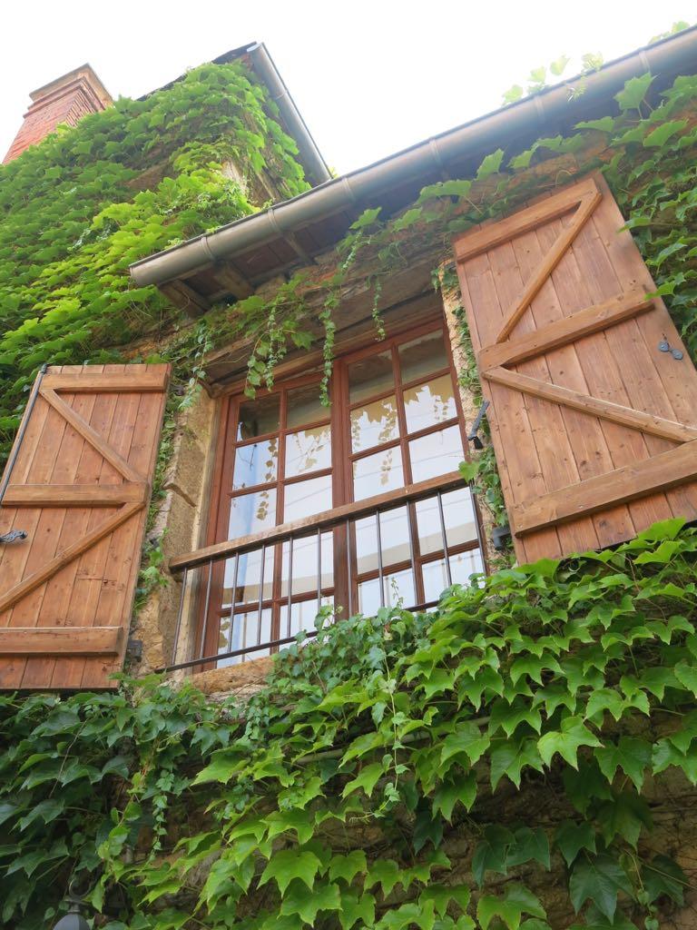 Exterior Bedroom Window