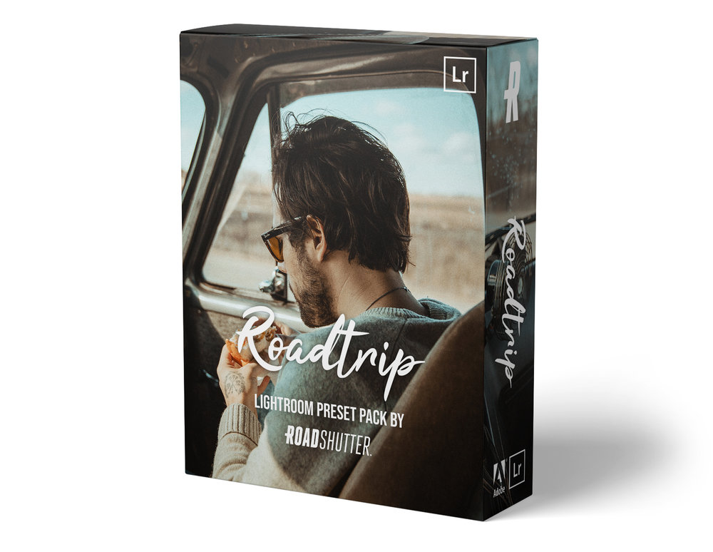 Roadtrip - 14 filmlike Lightroom CC Presets uniquely designed to give a vintage and modern look to your travel pictures. This package was crafted to color grade your images with stylish hues and tones, while remaining natural and filmic.BEST FOR : Outdoor and indoor images with natural light.