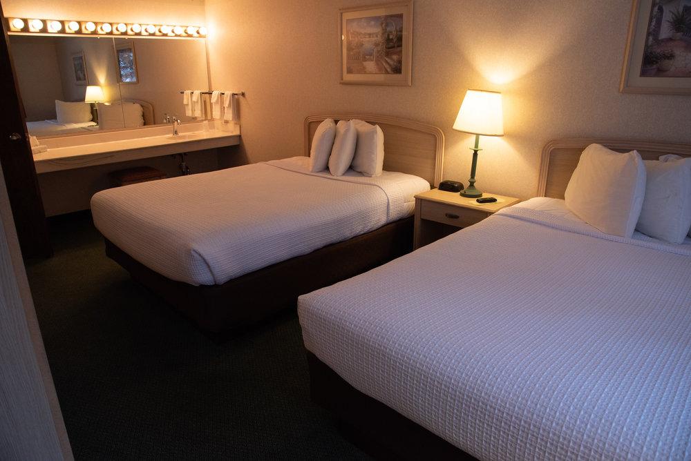 Queen Suites -