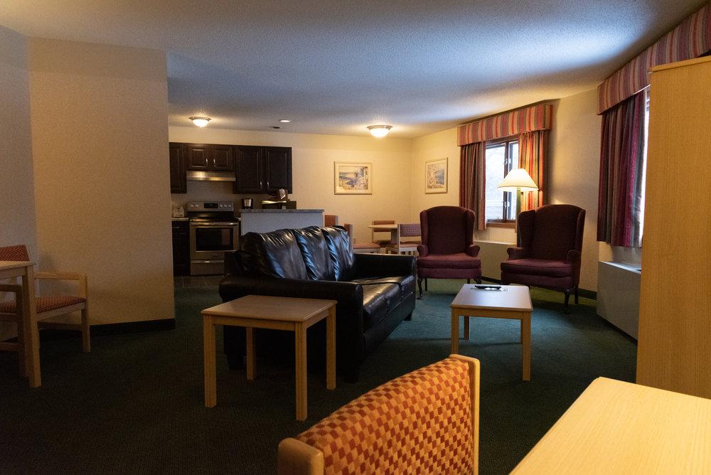 Apartment Suite -