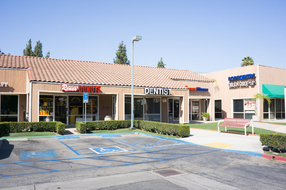 Our office is in the Lakeview Plaza at 438 N. Lakeview Avenue in Anaheim, CA, just off the 91 Freeway and across from the Kaiser Permanente Lakeview Medical Offices.