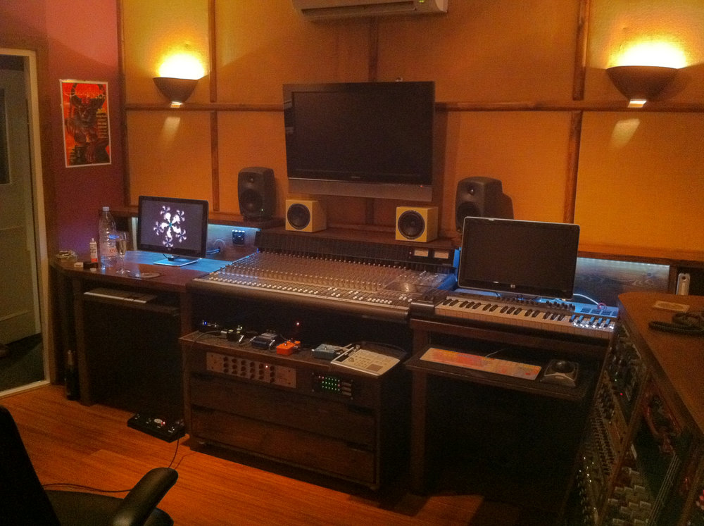 Tone Hall Studios MkII, Warwickshire