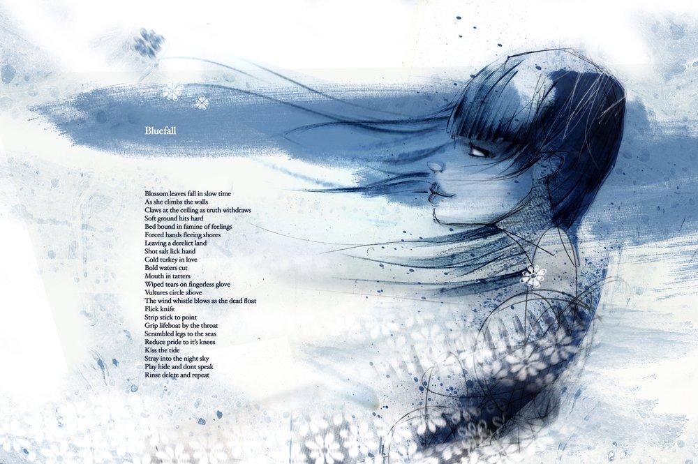 Bluefall