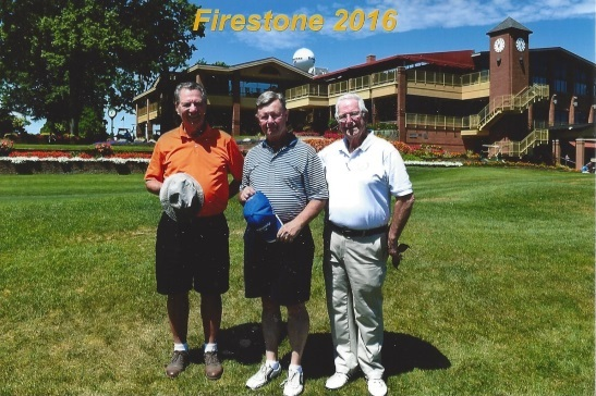Firestone 2016 R. Perk, Mike Dugan & Tom Diemert