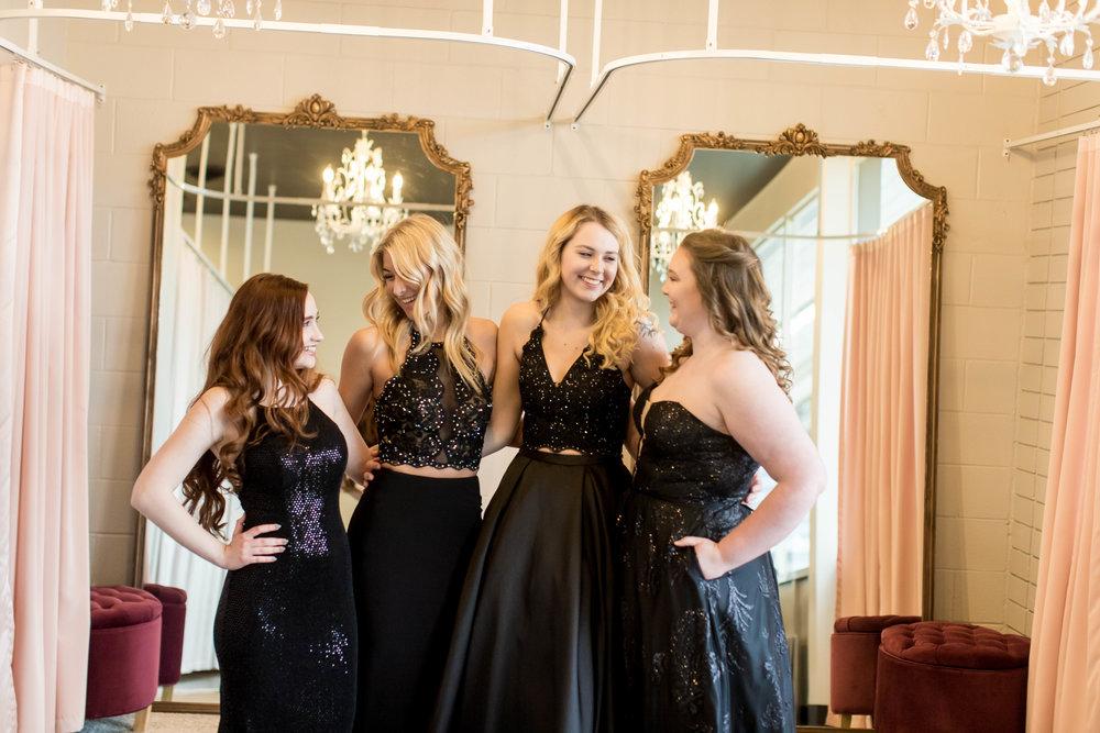 Spokane Washington Prom Dress Shopping