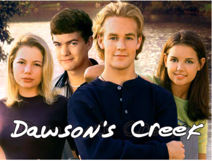 Dawson's Creek. You either tuned in, or you were left out.