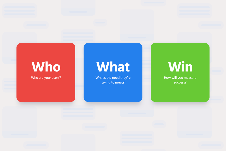 Developing Winning Goals to Guide the Automated Chat Experience