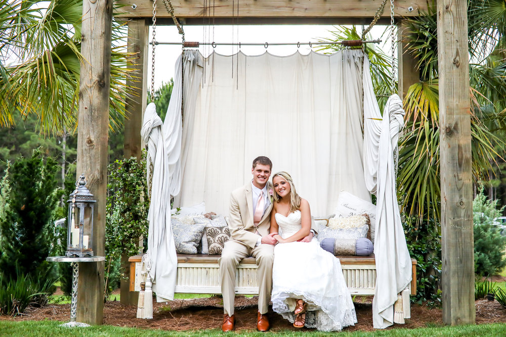 Leborah and Clayton Wedding