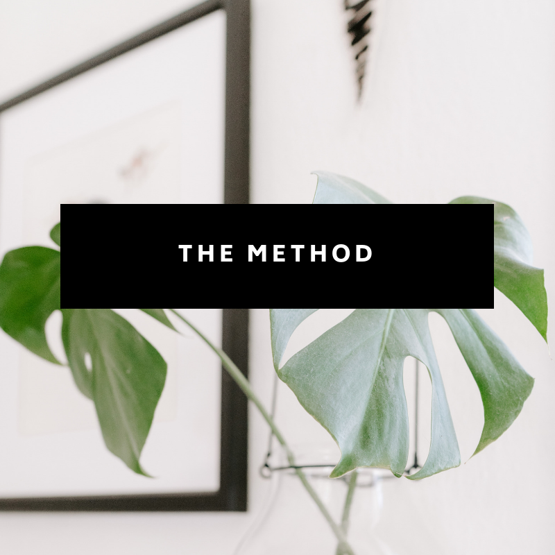 The Passive Project METHOD - a 5 step framework to create, attract, serve, scale and diversify your passive-income based business.