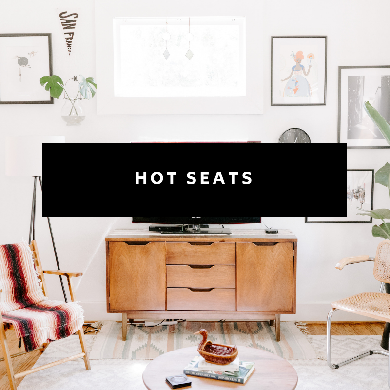 Monthly hot seats you can apply for, so we can get into the nitty gritty about YOUR business, answer questions, and come up with a gameplan.