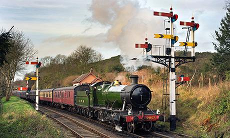 Severn Valley Railway    How Perspectiv helped Severn Valley Railway (SVR) to solve problems that were threatening its viability and bring about profound and productive change.  The background Mike Ball, Deputy Chairman of...  read more