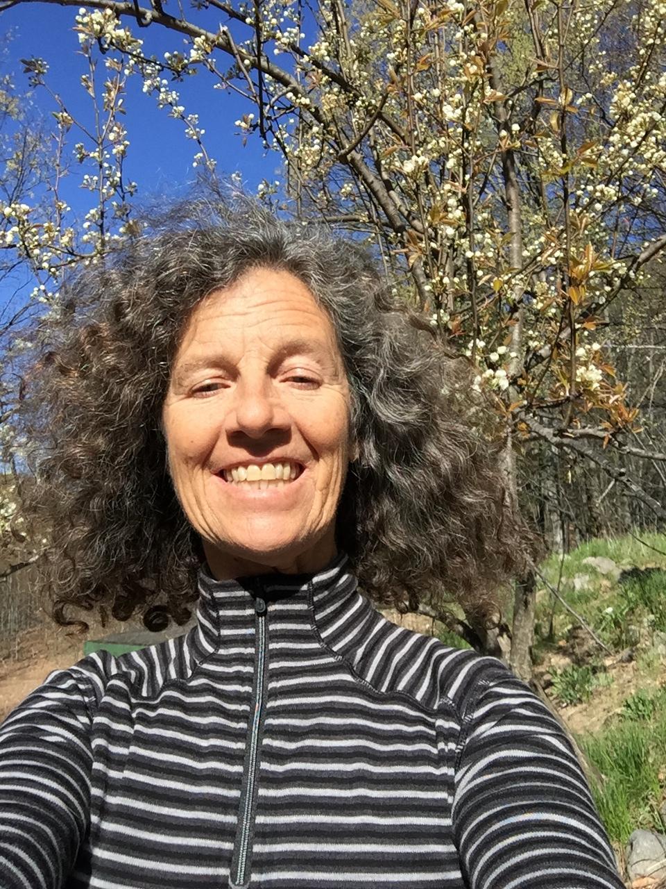 mary eschbach - A wild and crazy heartfelt activist.