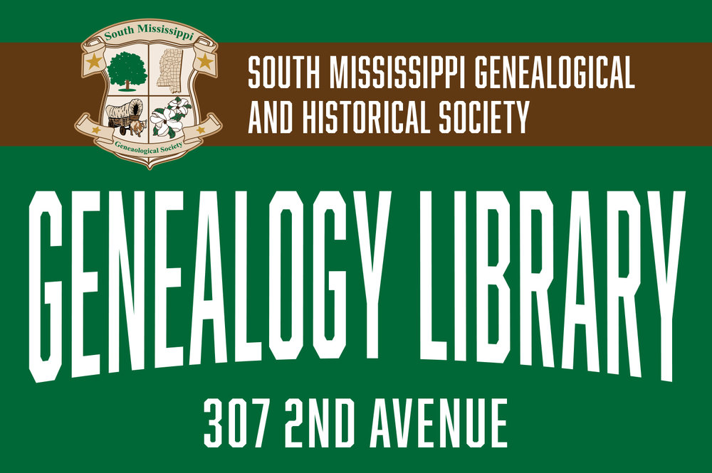 South Mississippi Genealogical and Historical Society