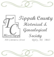 Tippah County Historical and Genealogical Society