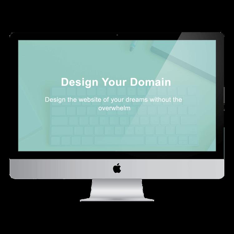 design your domain course bonus