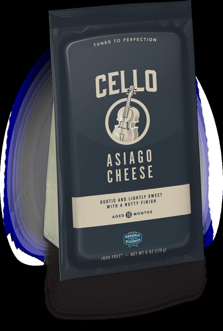 Cello Asiago Cheese