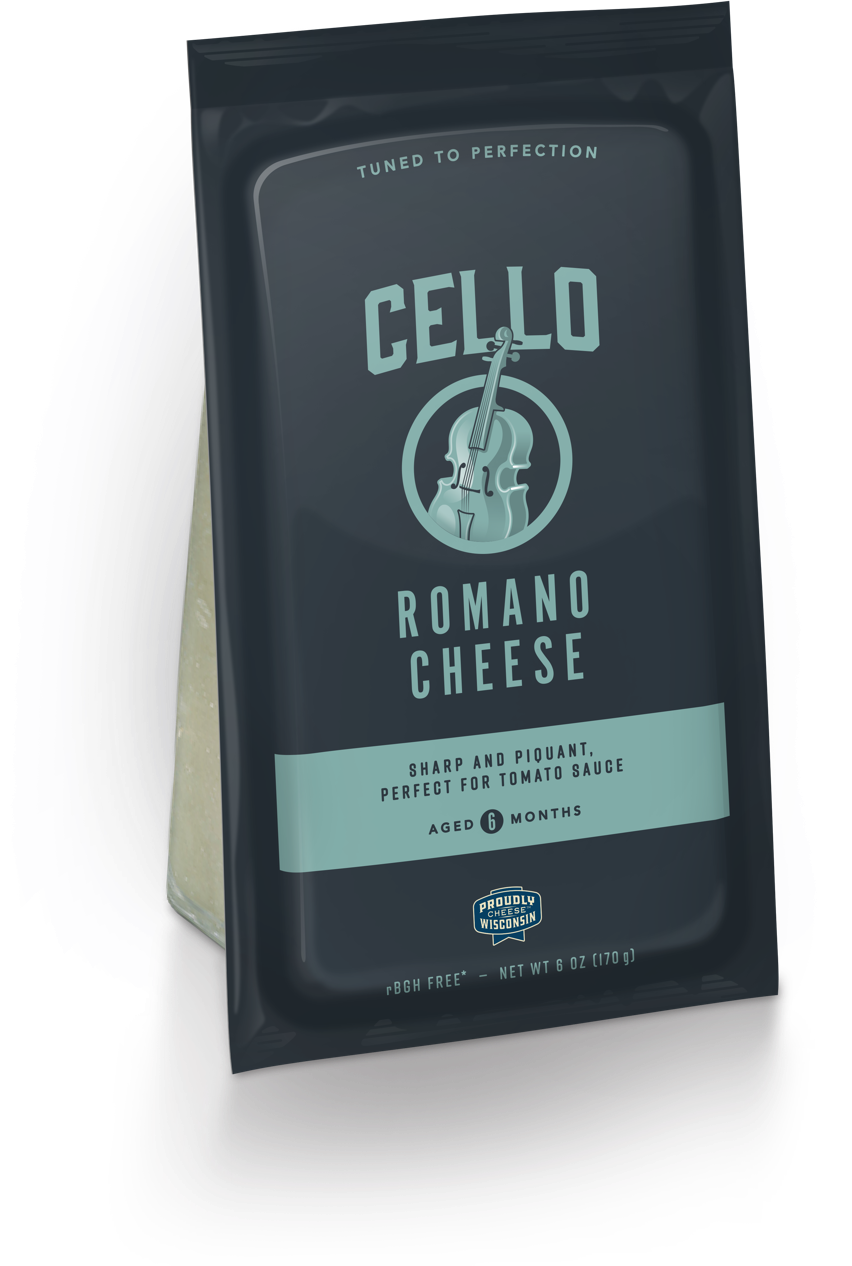 Cello Romano Cheese