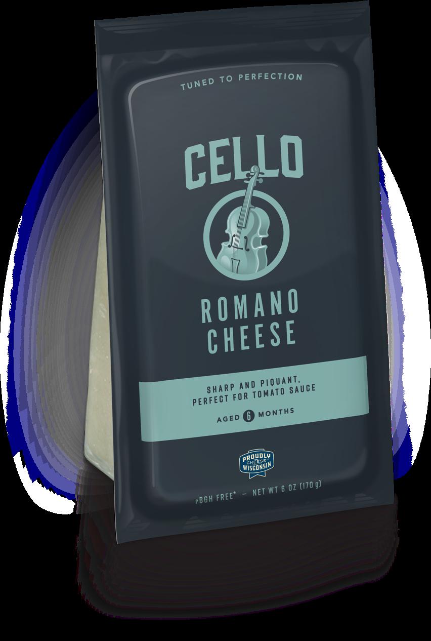 Cello Romano Cheese