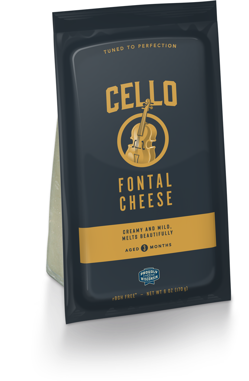 Cello Fontal Cheese