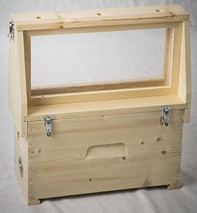 5 frame observation hive -