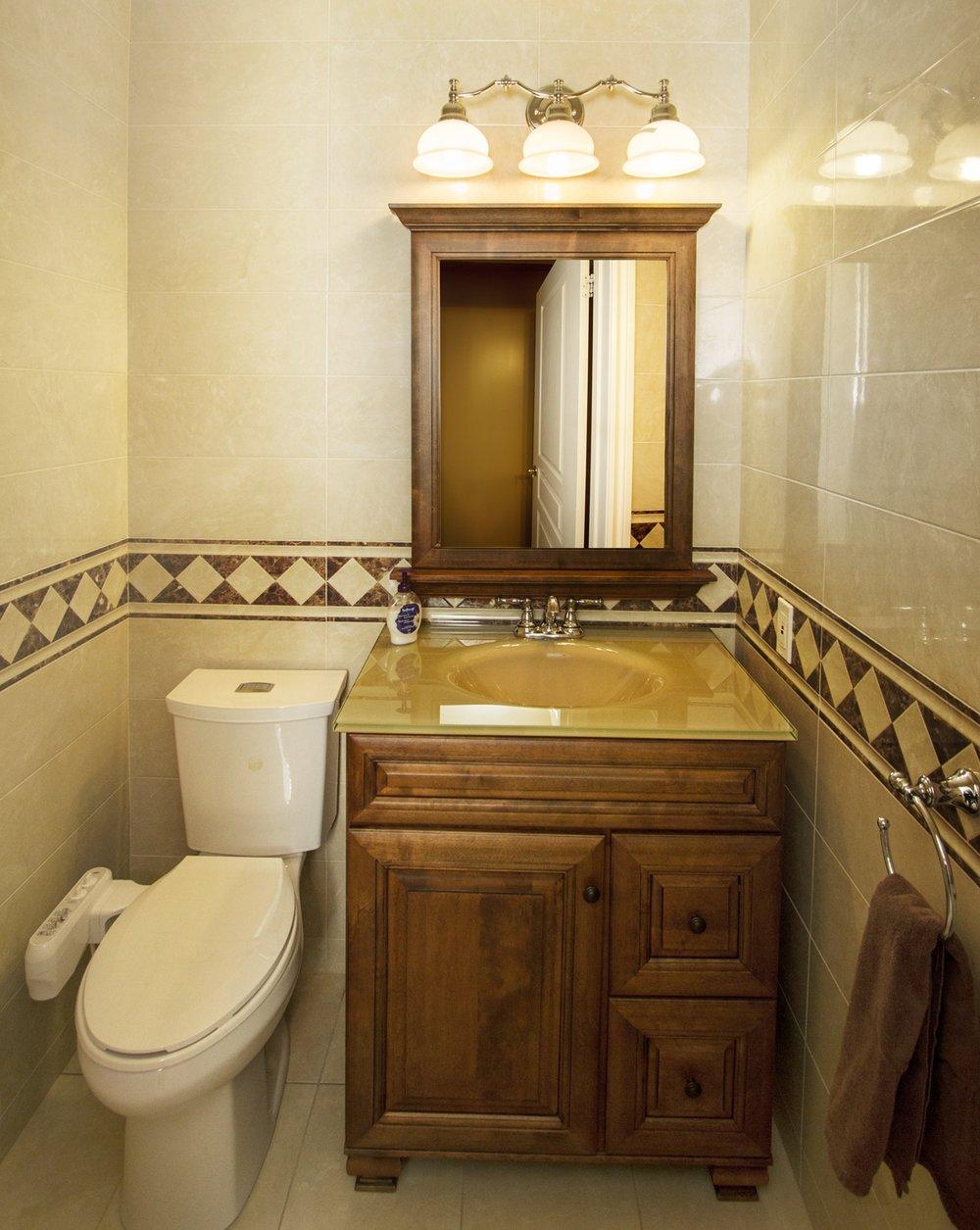 MTBS - bathroom reno