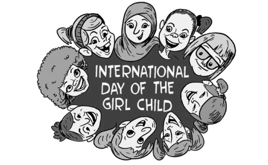International Day of the Girl Child -