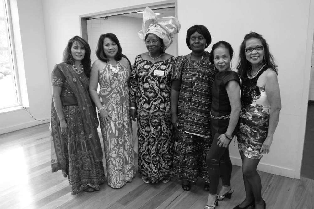 Women's Multicultural Luncheons -