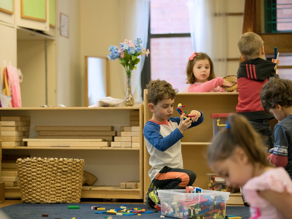 Gan Shalom Childhood Education Preschool, Jewish Preschool Chicago, Jewish Childhood Education, Chicago