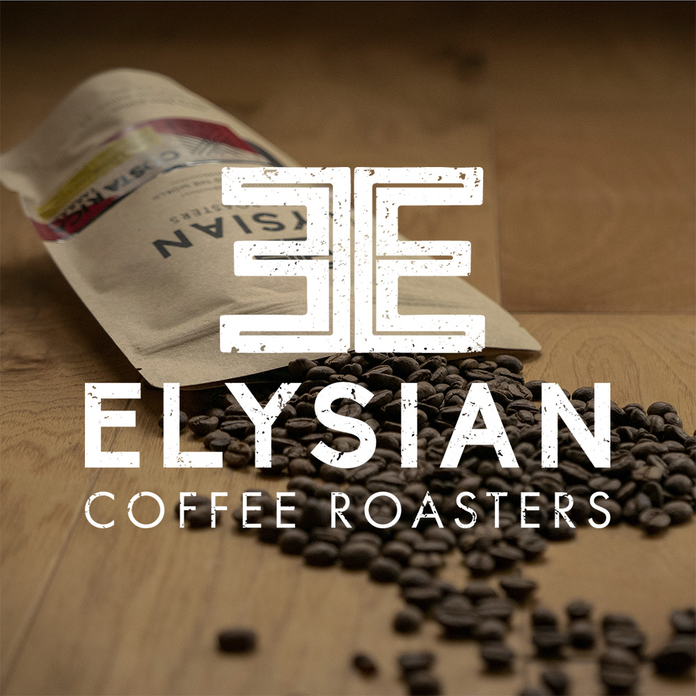 Brand Identity and Web Design for Elysian Roasters Coffee Company