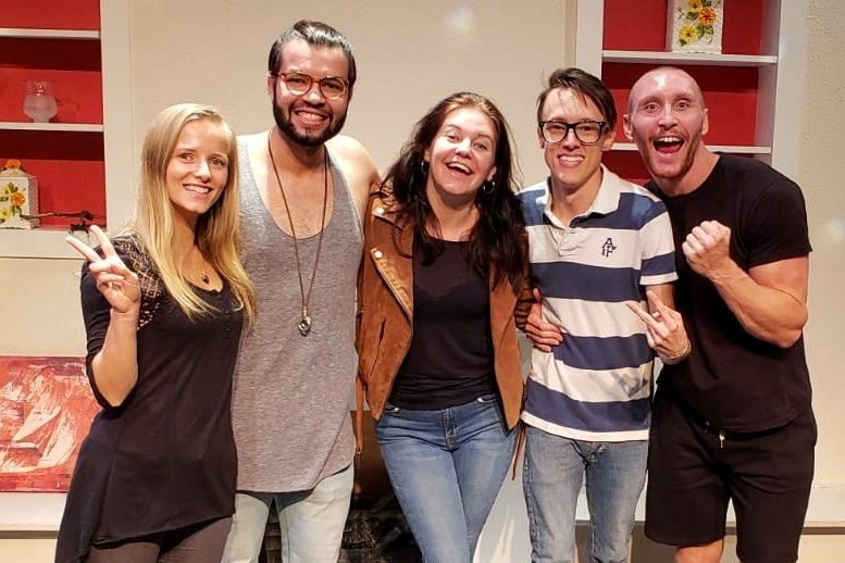 """""""THE UNTITLED IMPROV PROJECT""""   SHOW SEPTEMBER 2018"""