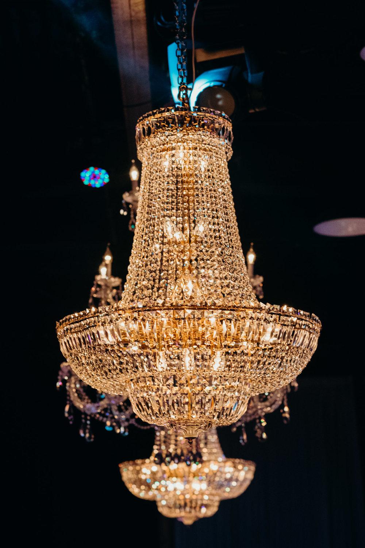 hire chandelier