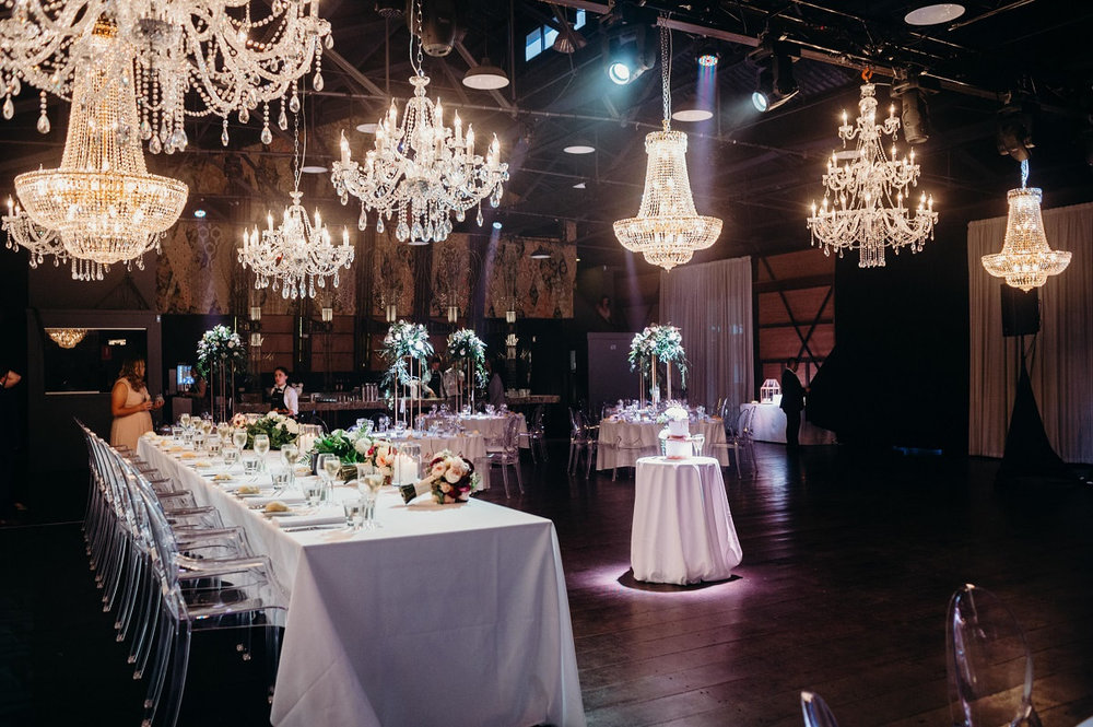 chandelier hire melbourne
