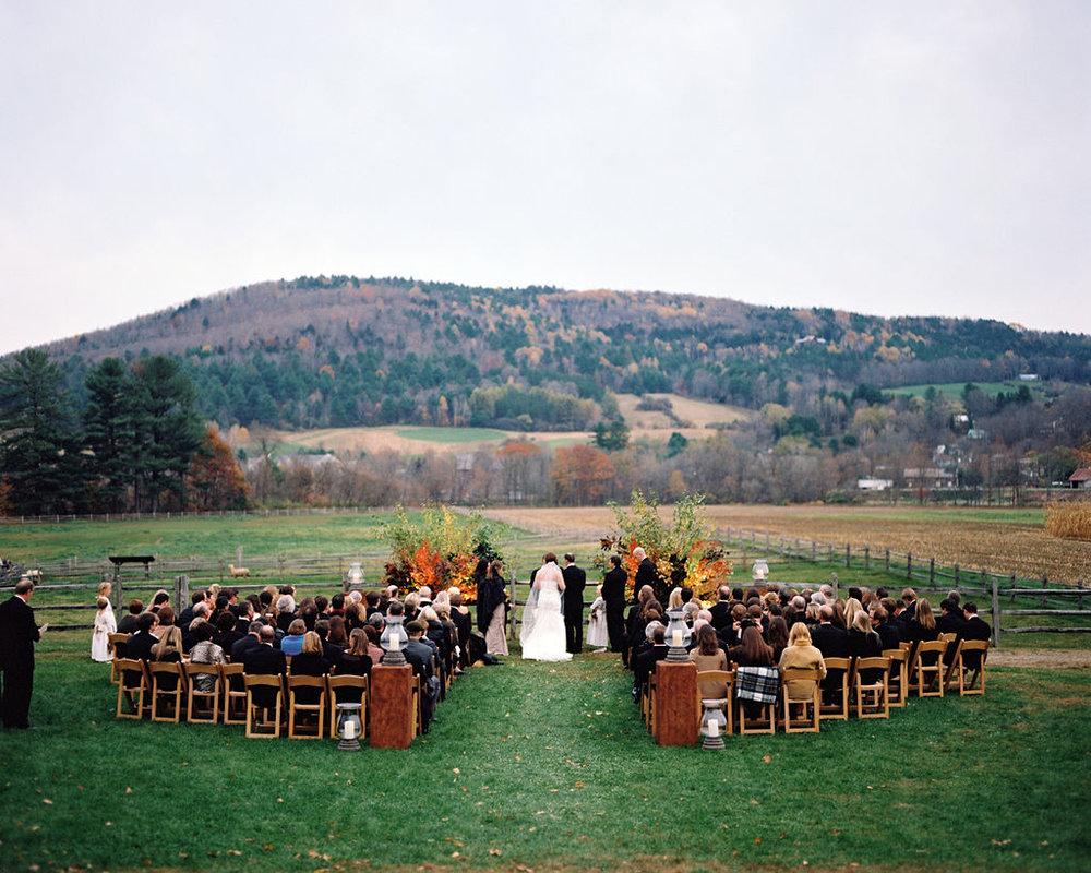 Woodstock Wedding