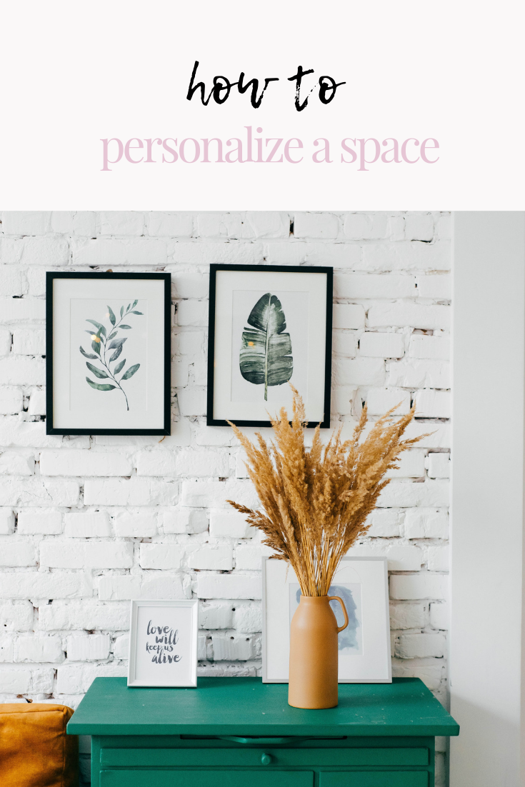 how to personalize a space | how to make your parents house feel like home | how to update your childhood room | home decor tips | home style tips | s'more happiness