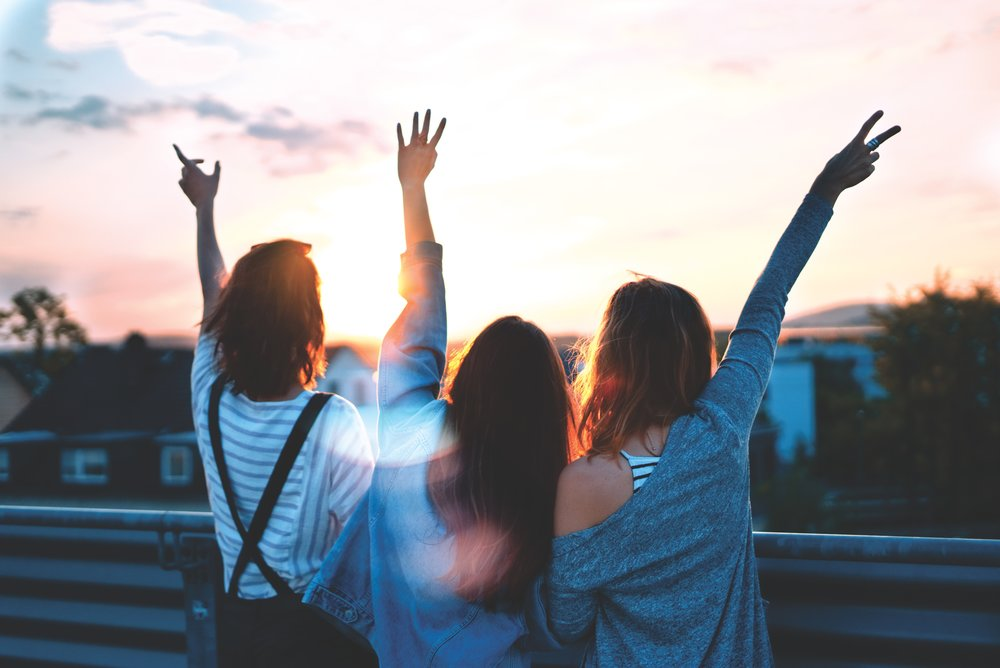 "Friendship - ""Lots of people want to ride with you in the limo, but what you want is someone who will take the bus with you when the limo breaks down.""— Oprah Winfrey"