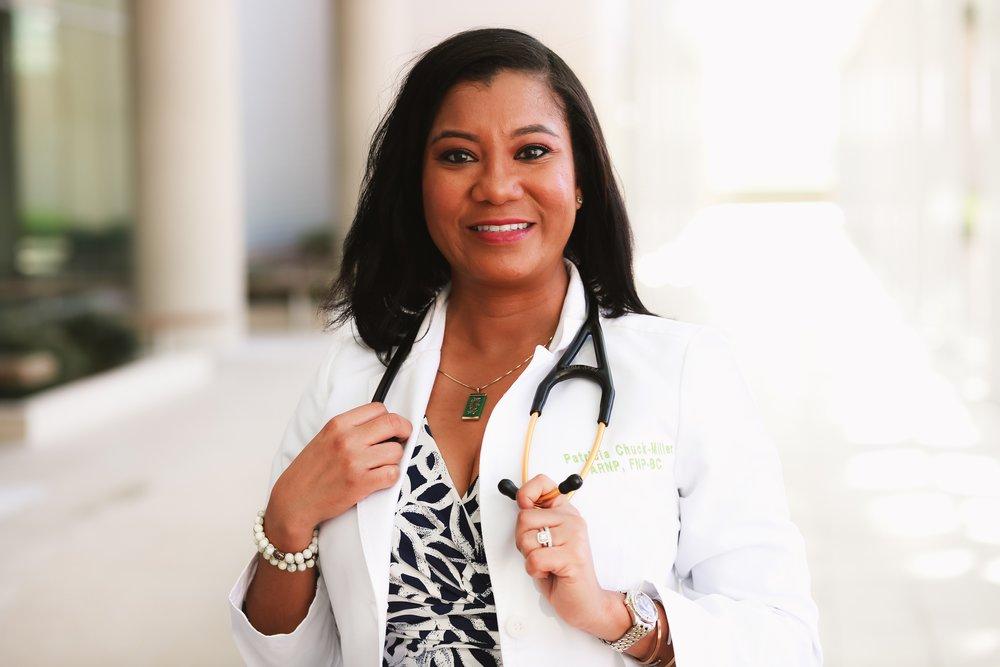 Patricia Miller, MSN,FNP-BC, BSN,RN