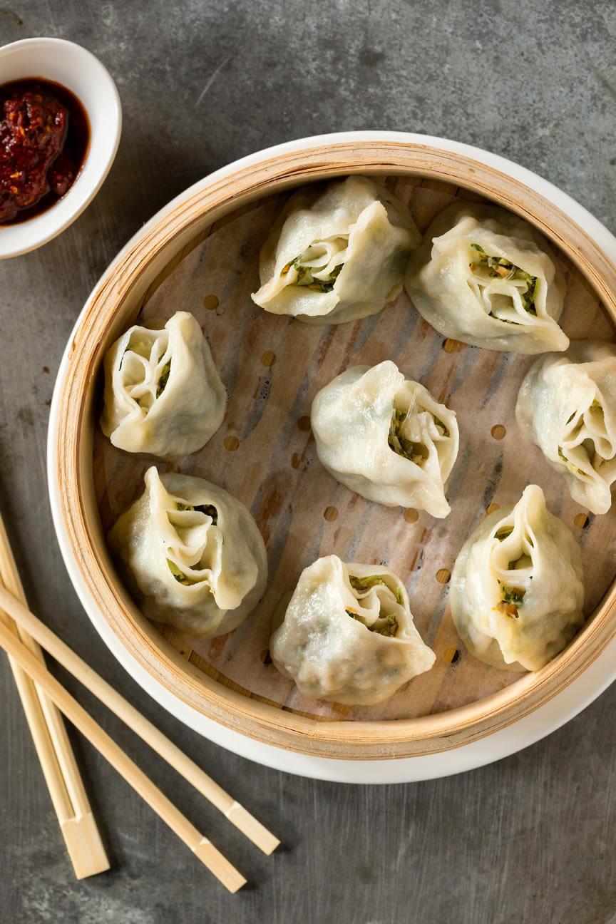 Hand Made Dumplings